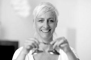 Marion Mielke Wellnesstherapeutin Yogastudio Shakti Foto: AndreasFriese.de