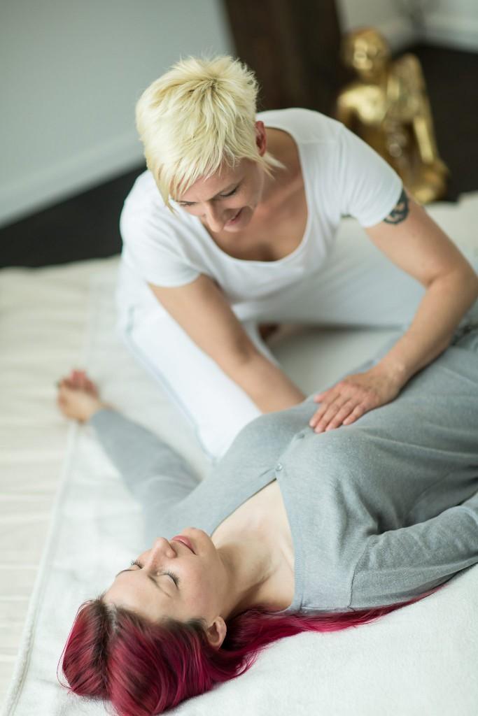 Marion Mielke Shiatsu Hausbesuch Qi Gong, Yogastudio Shakti Foto©Andreas Friese
